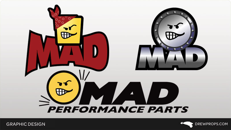 Mad Performance Parts Logo