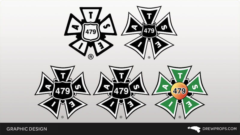 IATSE Local 479 Logo Variations